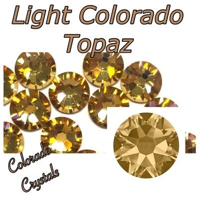 Light Colorado Topaz 9ss 2058