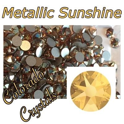 Metallic Sunshine (Crystal) 9ss 2058