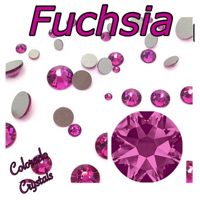 Fuchsia 34ss 2088 Limited Swarovski Large Bling