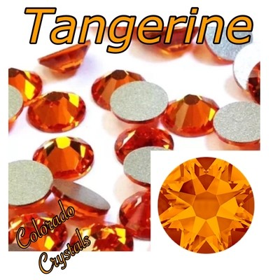 Tangerine 34ss 2088 Limited Large crystal
