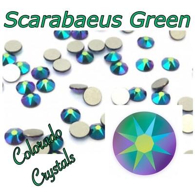 Scarabaeus Green (Crystal) 20ss 2088