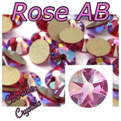 Rose AB 16ss 2088 Swarovski