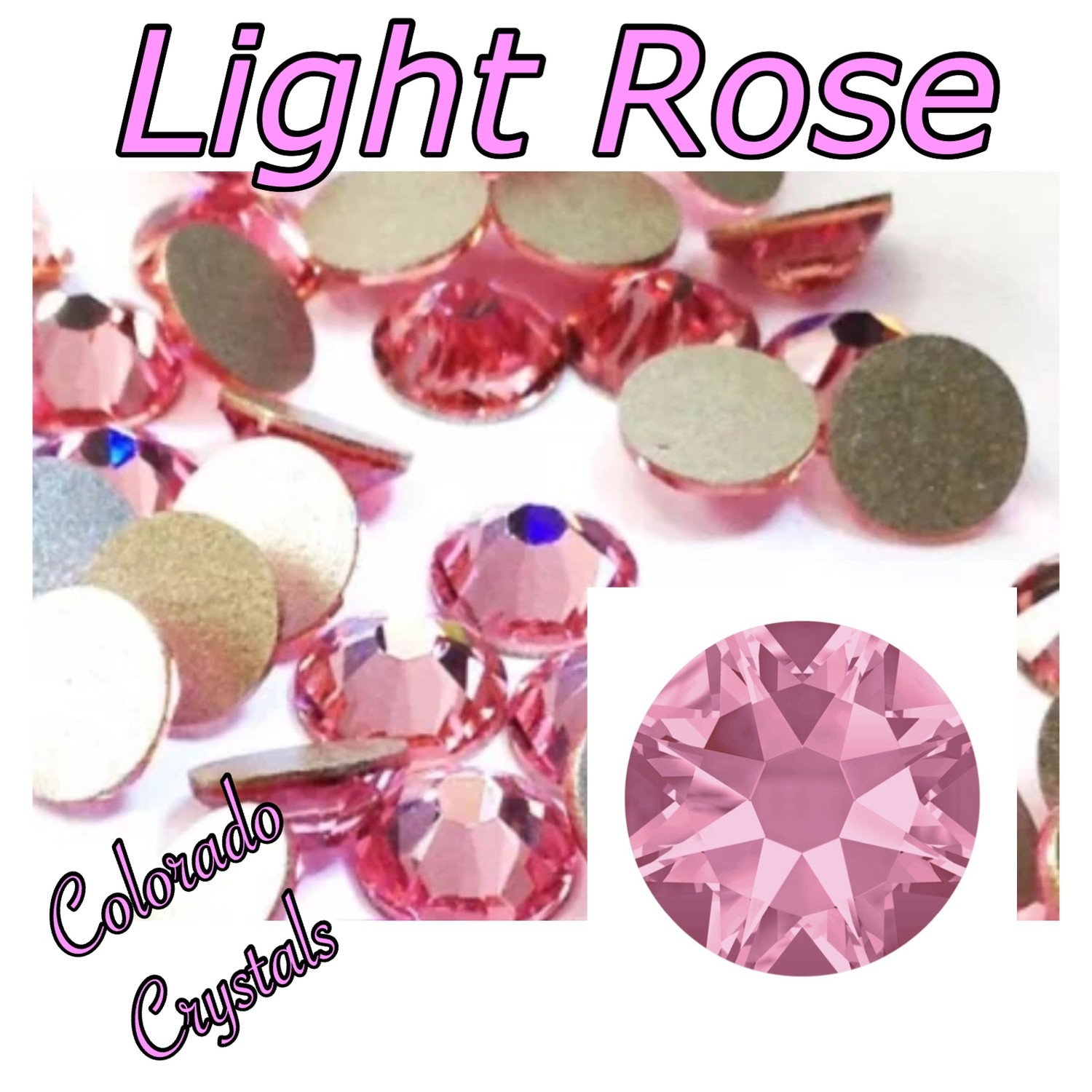 Light Rose 7ss 2058 Limited