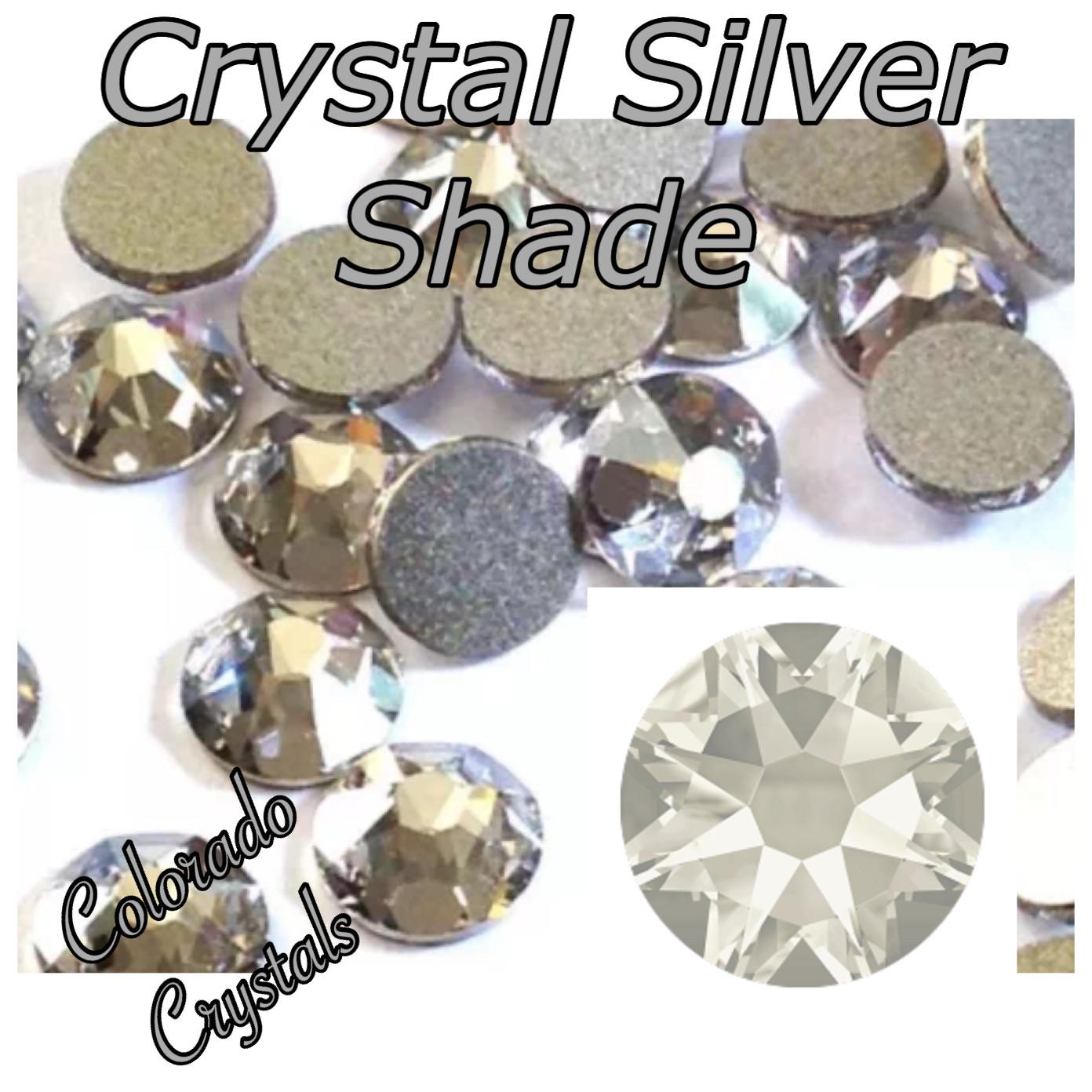 Silver Shade (Crystal) 30ss 2088 Limited Swarovski