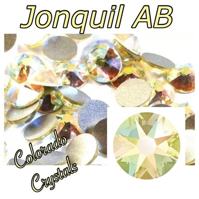 Jonquil AB 7ss 2058 Limited Swarovski Rhinestones