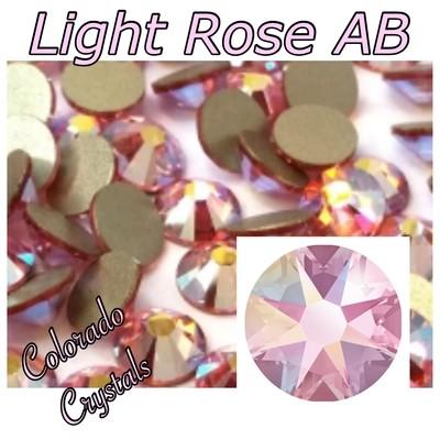 Light Rose AB 9ss 2058