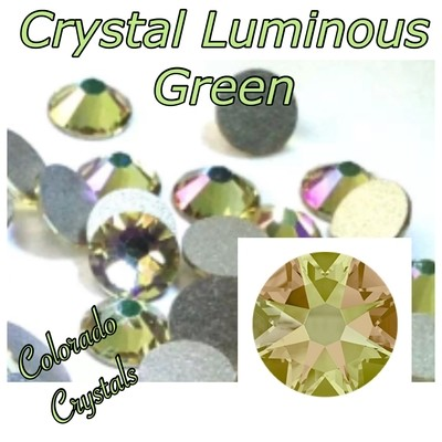 Luminous Green (Crystal) 9ss 2058