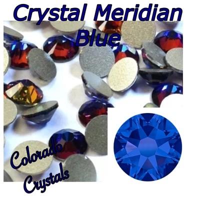 Meridian Blue (Crystal) 9ss 2058