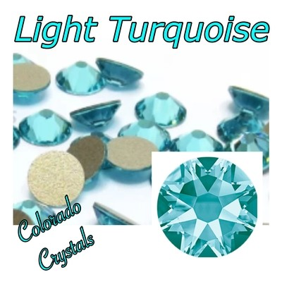 Light Turquoise 20ss 2088 Limited Crystals
