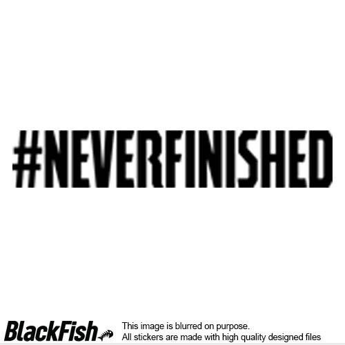 Neverfinished