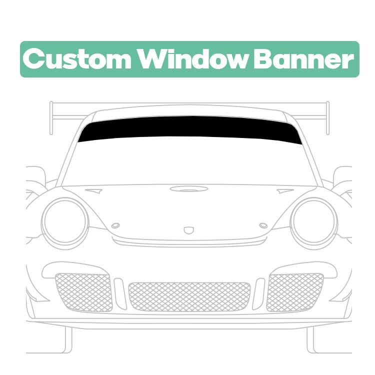 .Custom Window Banner