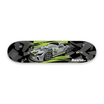 Skateboard Deco Deck - AMG GT4