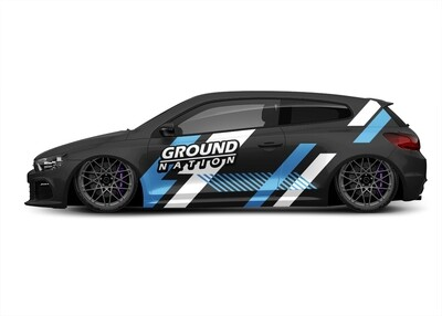Livery GroundNation - Design #1