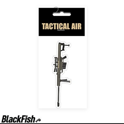 Air Refreshener - Tactical Air BARRETT 82A1 50 BMG