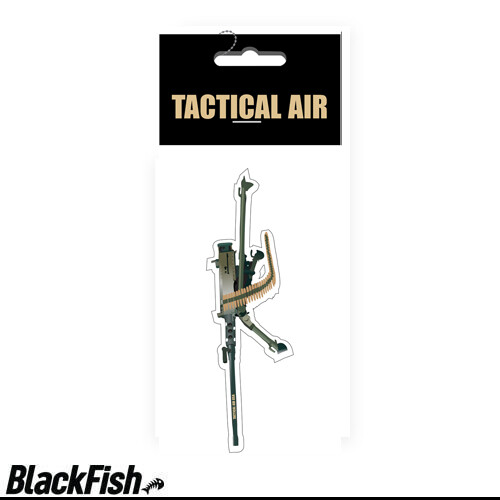 Air Refreshener - Tactical Air BROWNING M2HB-QCB .50 CAL BMG