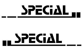 MK2 Golf Special (2x L+R)