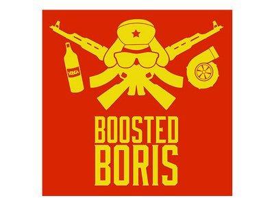 Boosted Boris - Fullcolor Printed