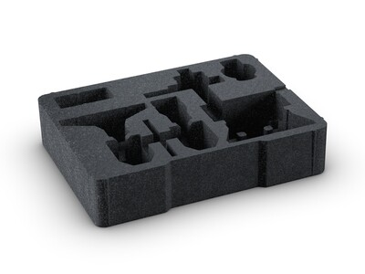 Storage tray for Tormek Hand Tool Kit