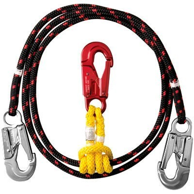 2 in 1 Combo Magic — Rope with Snaps
