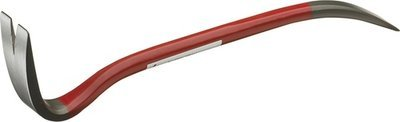 Hultafors Wrecking Bar Steel 109 — 12 inch
