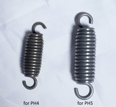 PRUNER SPRING For PH5 and QCB