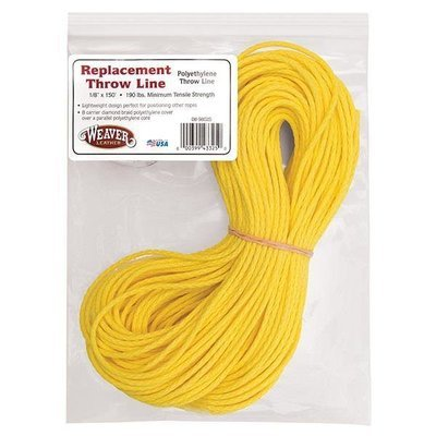 Replacement Polyethylene Throw Line (150')