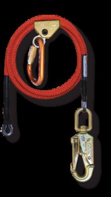 5/8 in x 12' Wire Core Lanyard Kit