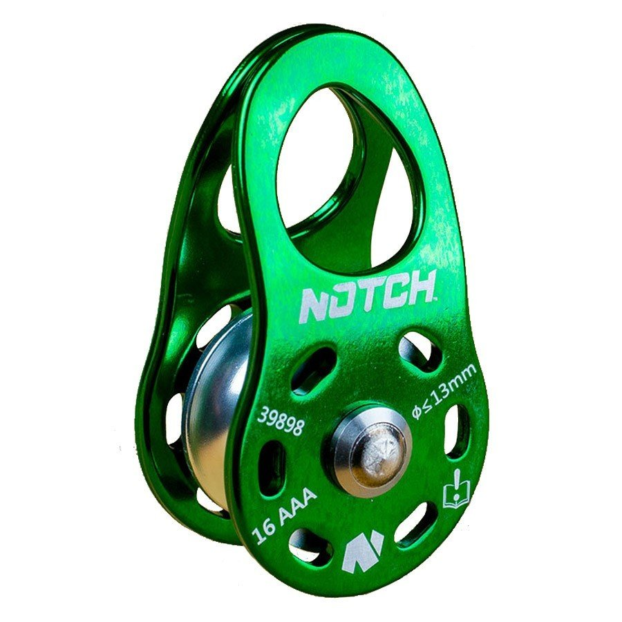 Notch Micro Pulley