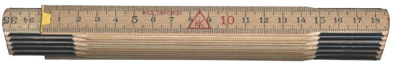 Hultafors Folding Rule 82 — 2m, 12 sections
