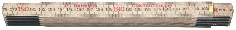 Folding Rule 559, Contact-meter