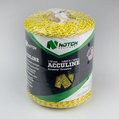 Notch AccuLine Throwline 1.75mm 1000ft