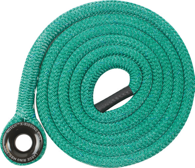 Large Ring on a 12 ft 3/4 in Stable Braid Straight Sling