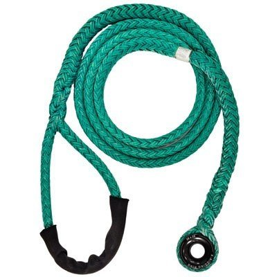 Notch X-Rigging Ring Sling With Eye—large ring, 12 ft 3/4 in Tenex sling with eye