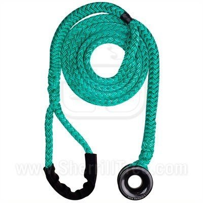 Notch X-Rigging Ring Sling With Eye—XL ring, 12 ft 3/4 in Tenex sling with eye