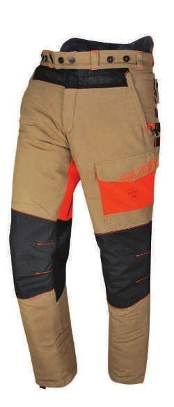 SOFRESH Lumberjack Trousers