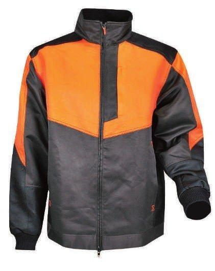 Work Jacket—High Visibility