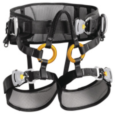 SEQUOIA Seat Harness for Doubled Rope Ascent Techniques