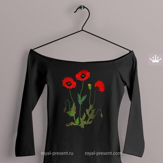 Дизайн машинной вышивки Три Мака