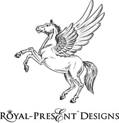 Royal Present Embroidery
