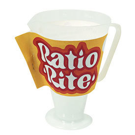 RATIO RITE WITH LID