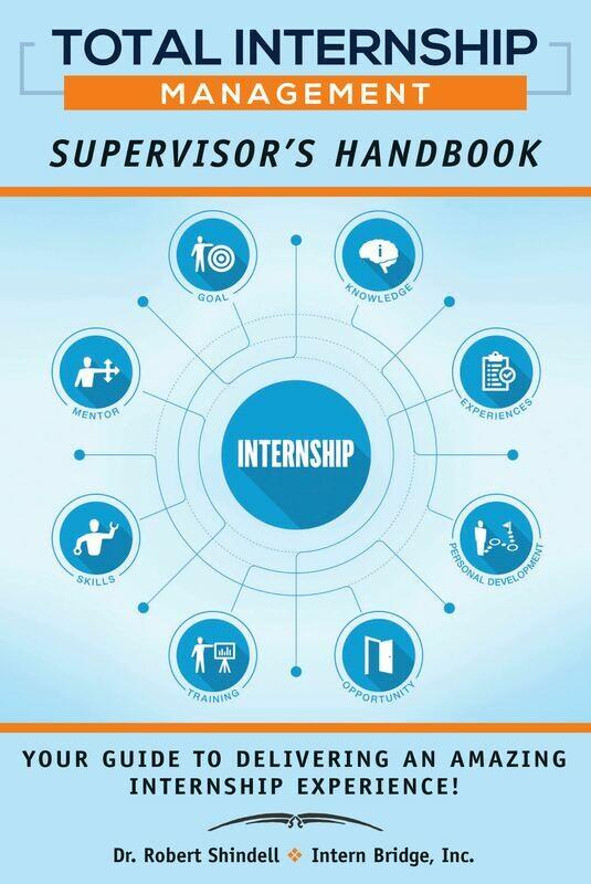 Total Internship Management, Supervisors Handbook - NEW EDITION CASE OF 40