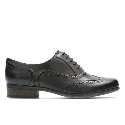 Zapatos Hamble Oak Cuero Negro