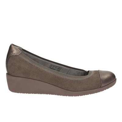 Zapatos Petula Sadie Nobuck Topo