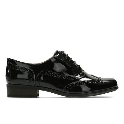 Zapatos Hamble Oak Charol Negro