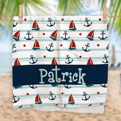 Ultra Premium Personalized Beach Towel.....from