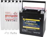 FIRE POWER BATTERY CTX30L-BSA MAINTENANCE FREE