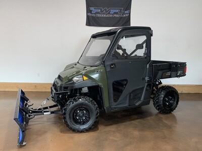 2019 Polaris Ranger XP 900 - ONLY 9 Miles!