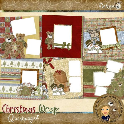 Christmas Wrap: QuickpageZ