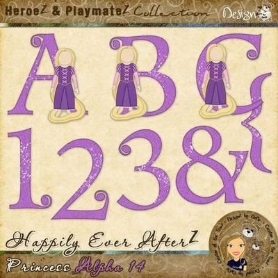 Happily Ever AfterZ: Princess Alpha 14