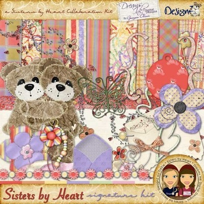 Sisters by Heart - signature kit